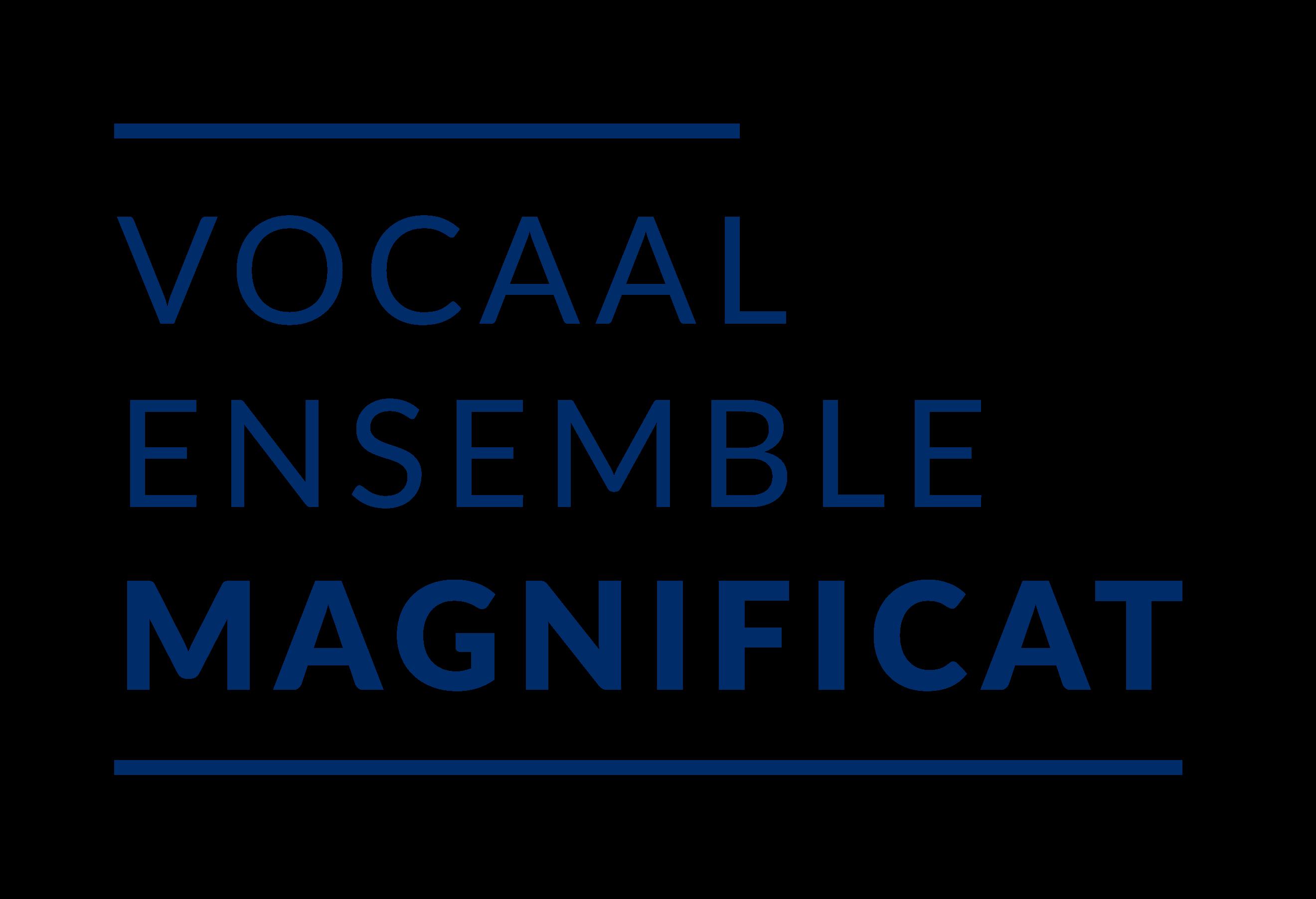 Vocaal Ensemble Magnificat Emmen logo