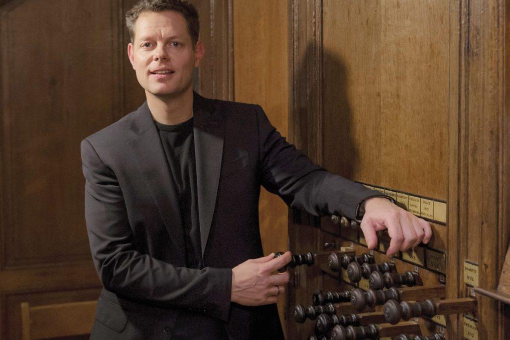 Dirigent Daniel Rouwkema